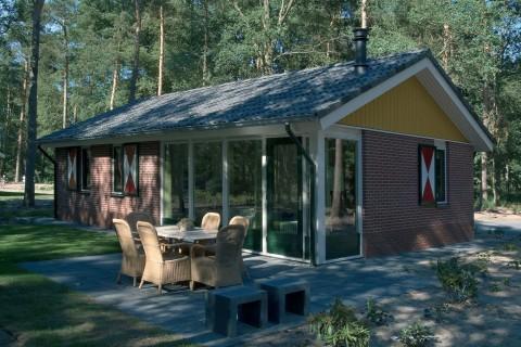 Bospark Lunsbergen type Flintenbos 291 - BORGER
